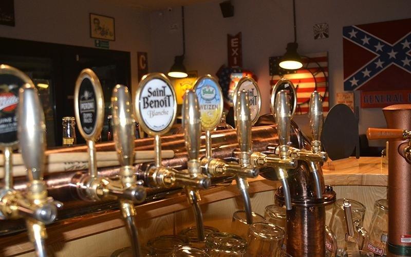 diverse birre alla spina