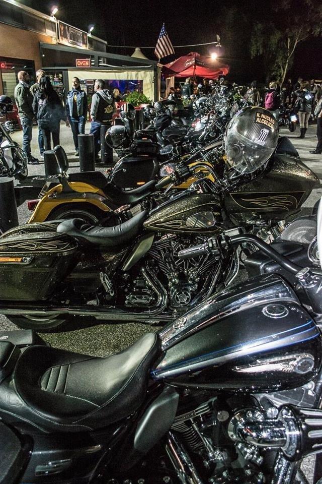 locale per bikers roma
