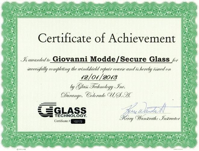 Certificazioni riparatori