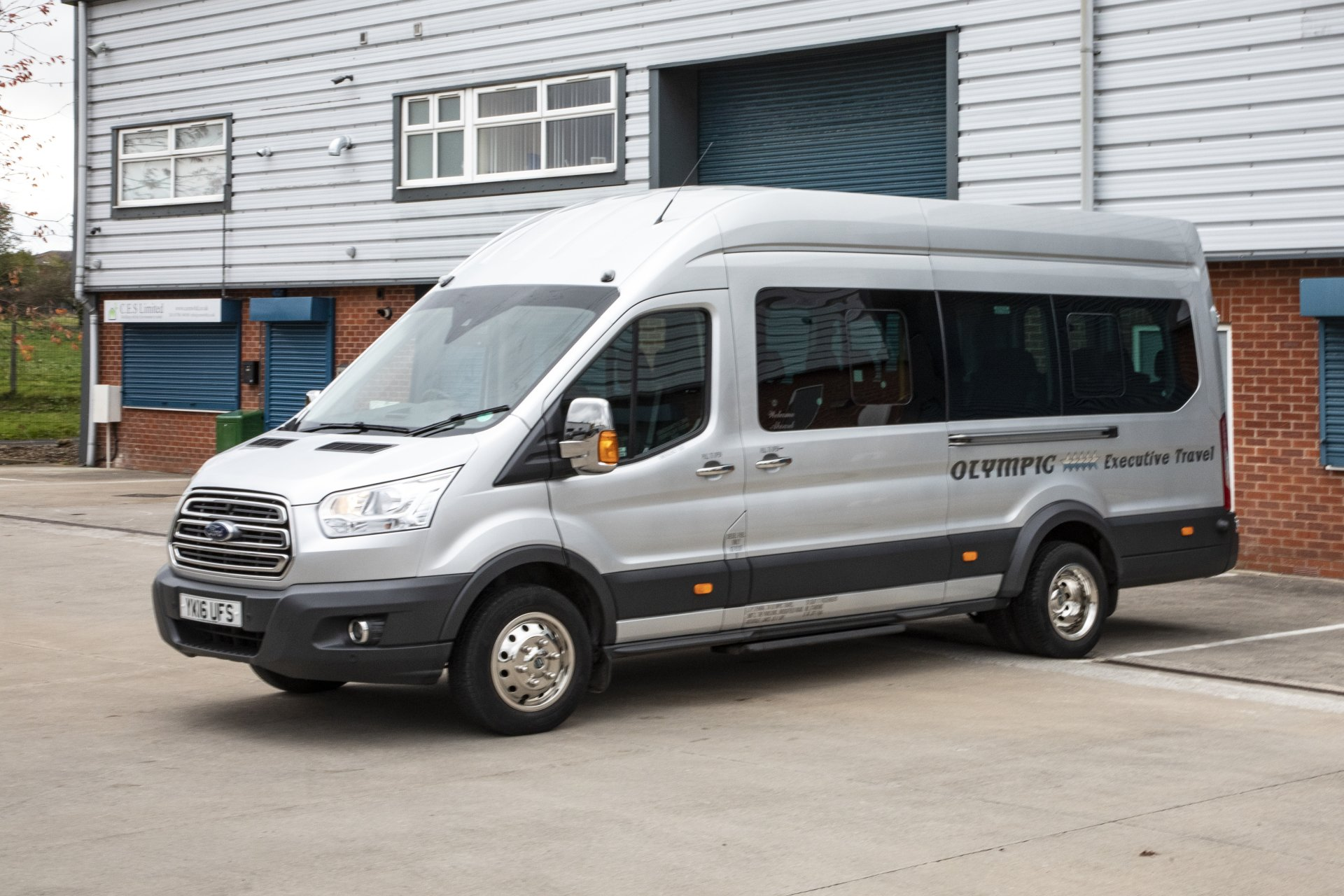 Reliable School Coach Hire Olympic Executive Travel