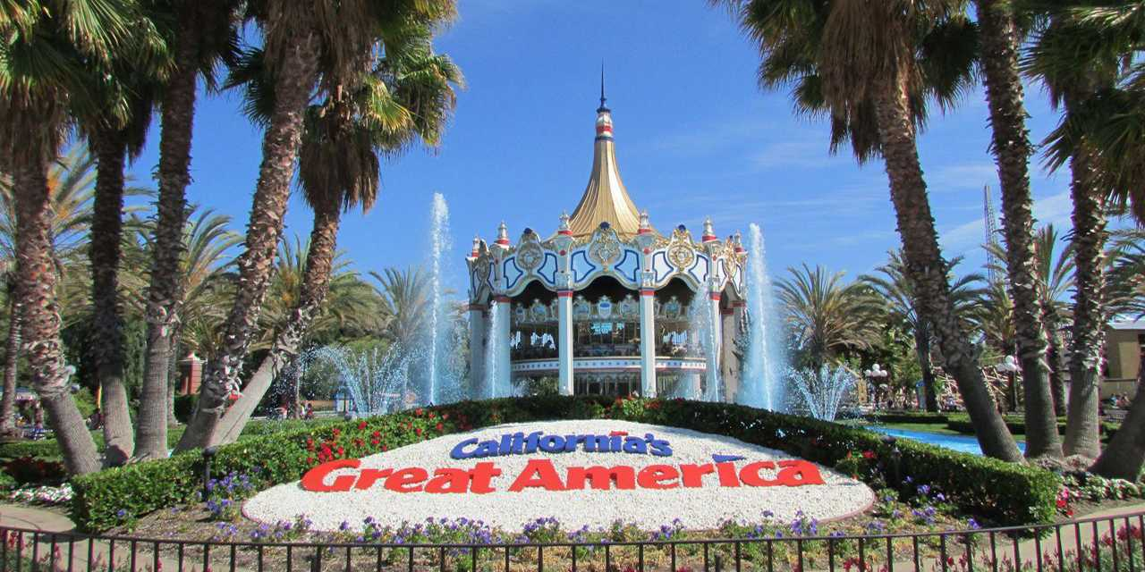 Spring Trip to Great America