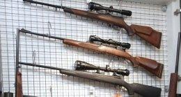 Vasto assortimento armi