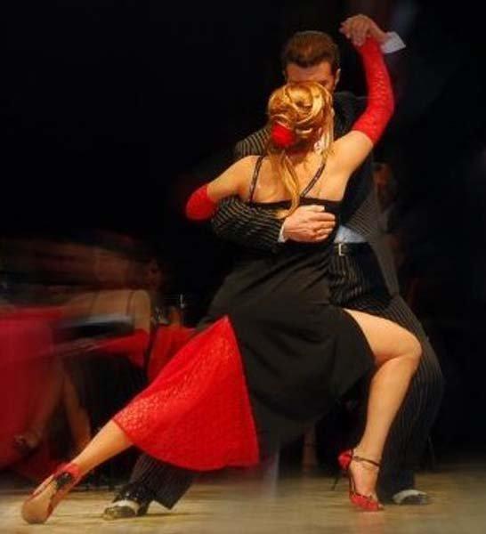 Danza salsa