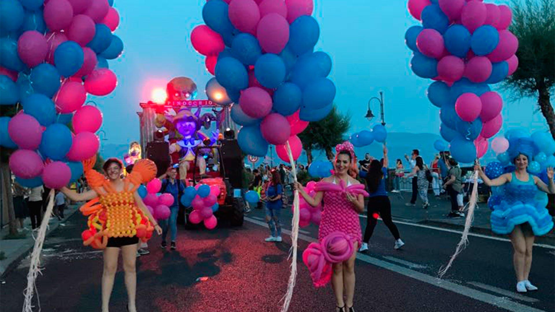 Blue e Pink Animazione - Eventi Torre del Greco Napoli