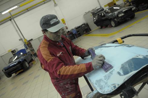 riparazione auto grandinate