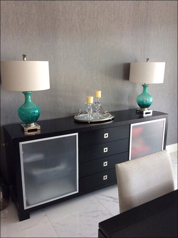 Styling Lamps & Tray