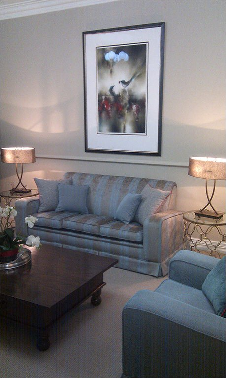 Styling Lounge Room