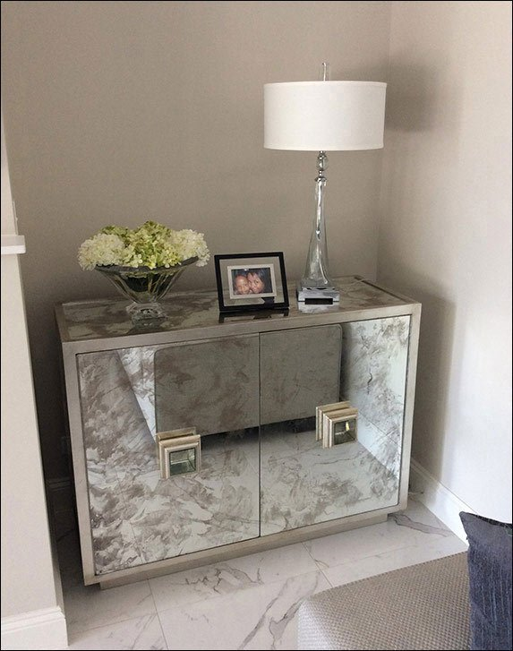 Styling Mirror Cabinet