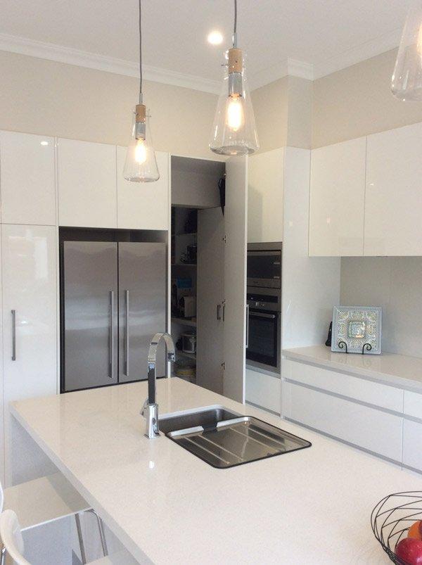 White Oyster Kitchen Interior
