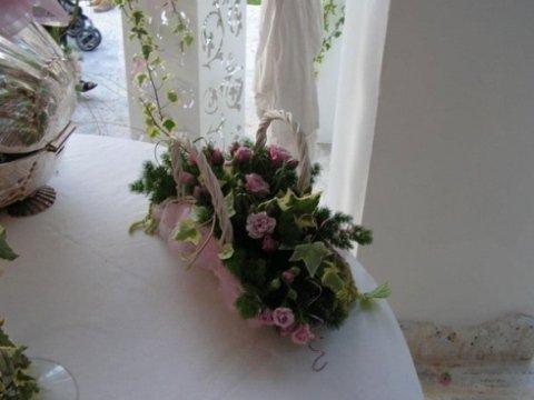 ceste di fiori