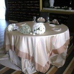 addobbi per tavolo sposi
