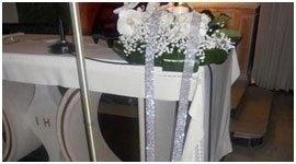 orchidee per addobbi altare