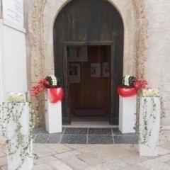 addobbi per piazzale chiesa