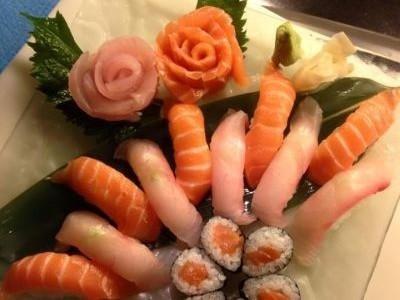 Sushi anche da asporto