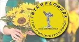 fiori in tutto il mondo con interflowers