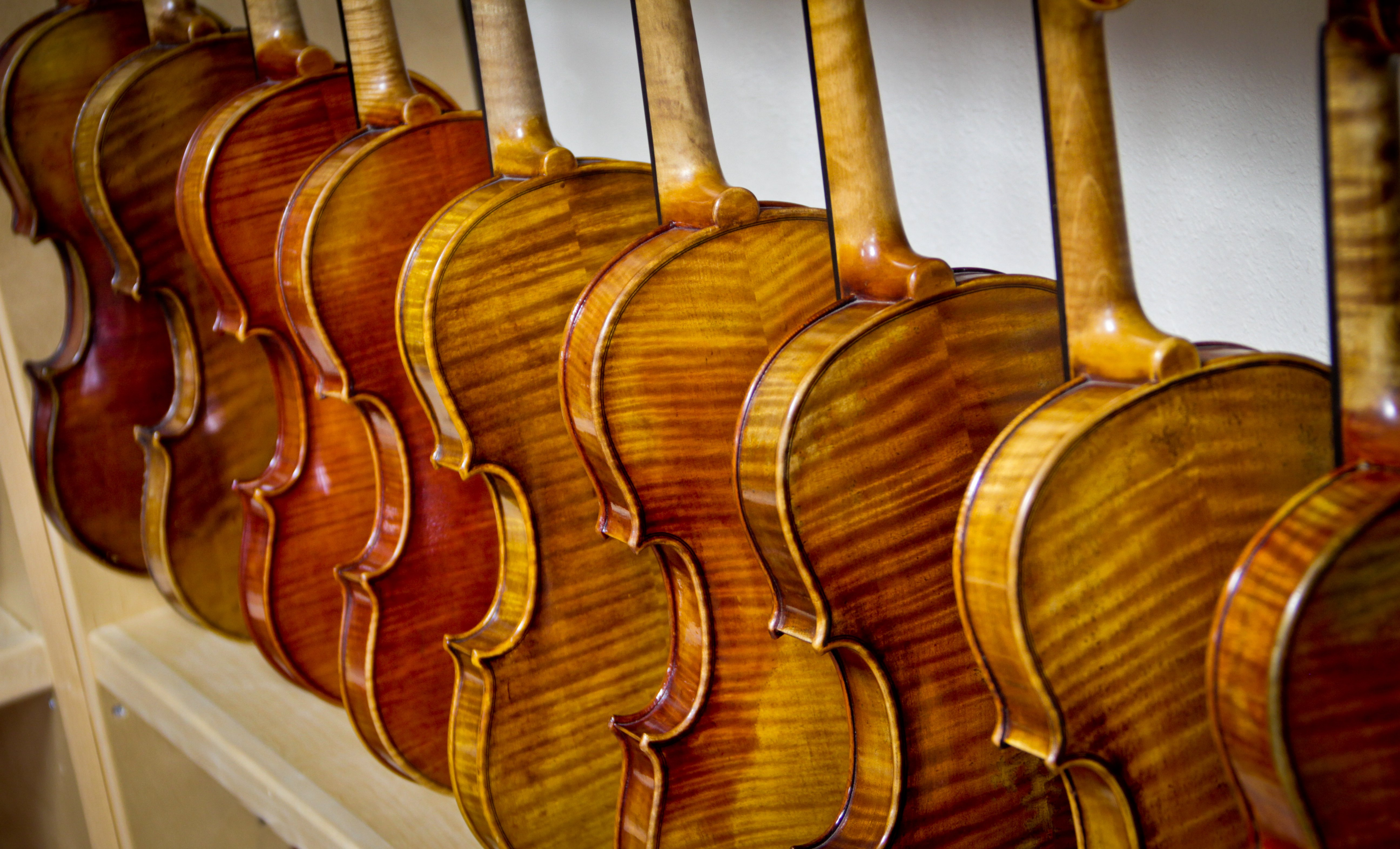 Violin Restoration San Antonio, TX
