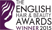 the English Hair & Beauty Awards Winner 2015