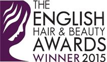 the English Hair & Beauty Awards Winner 2015
