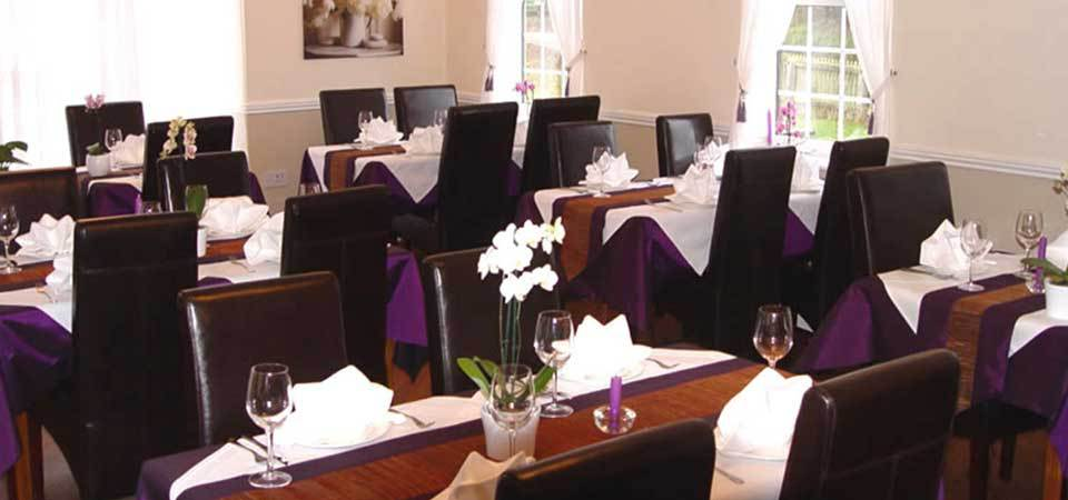 jasminum restaurant view