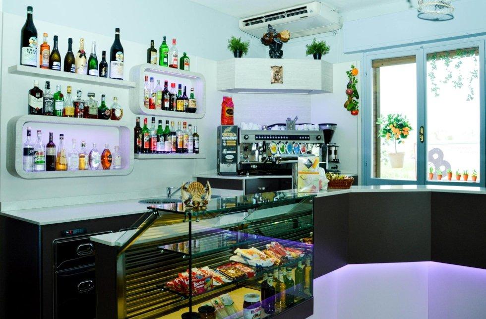 Ingresso bar da Berto