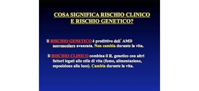 rischio genetico