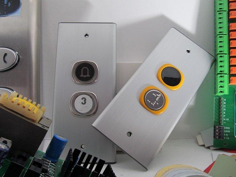 vendita pulsantiere per ascensori