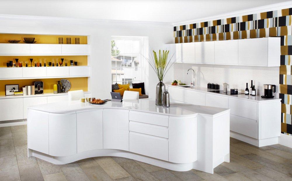 Malmo kitchen installation