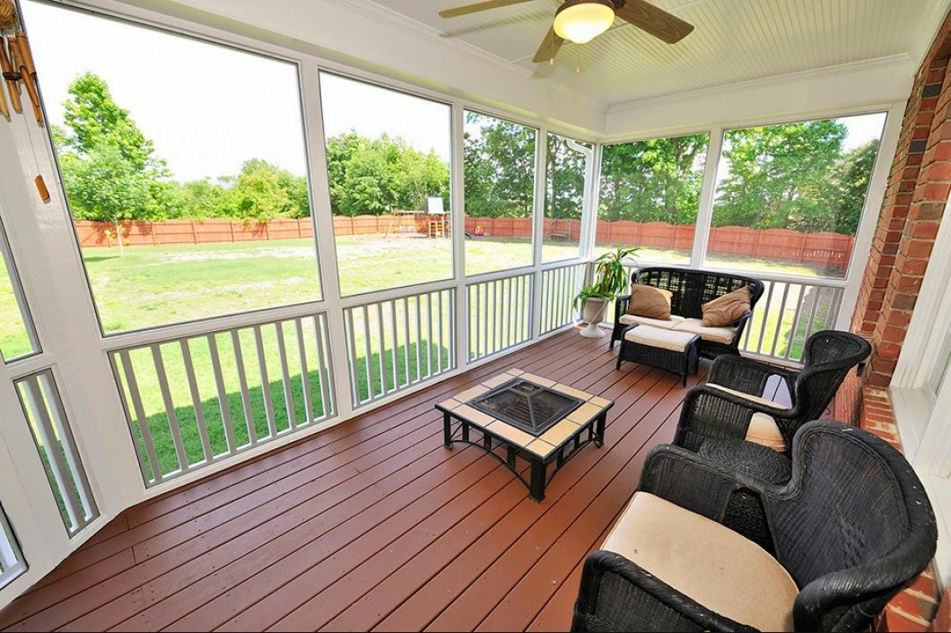 Having A Deck, Patio Or Porch Is A Wonderful Way To Add Tremendous Value To  Your Home While Also Increasing Your Own Enjoyment.