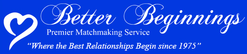 true beginnings dating service Online dating services in - this dating site is just for you, if you are dreaming to have a relationship or get married true beginnings, llc.