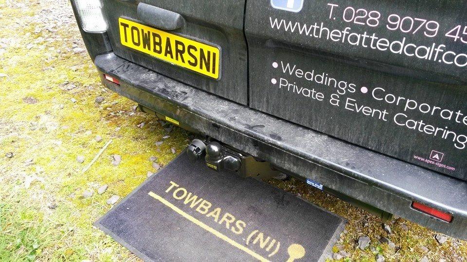van number plate