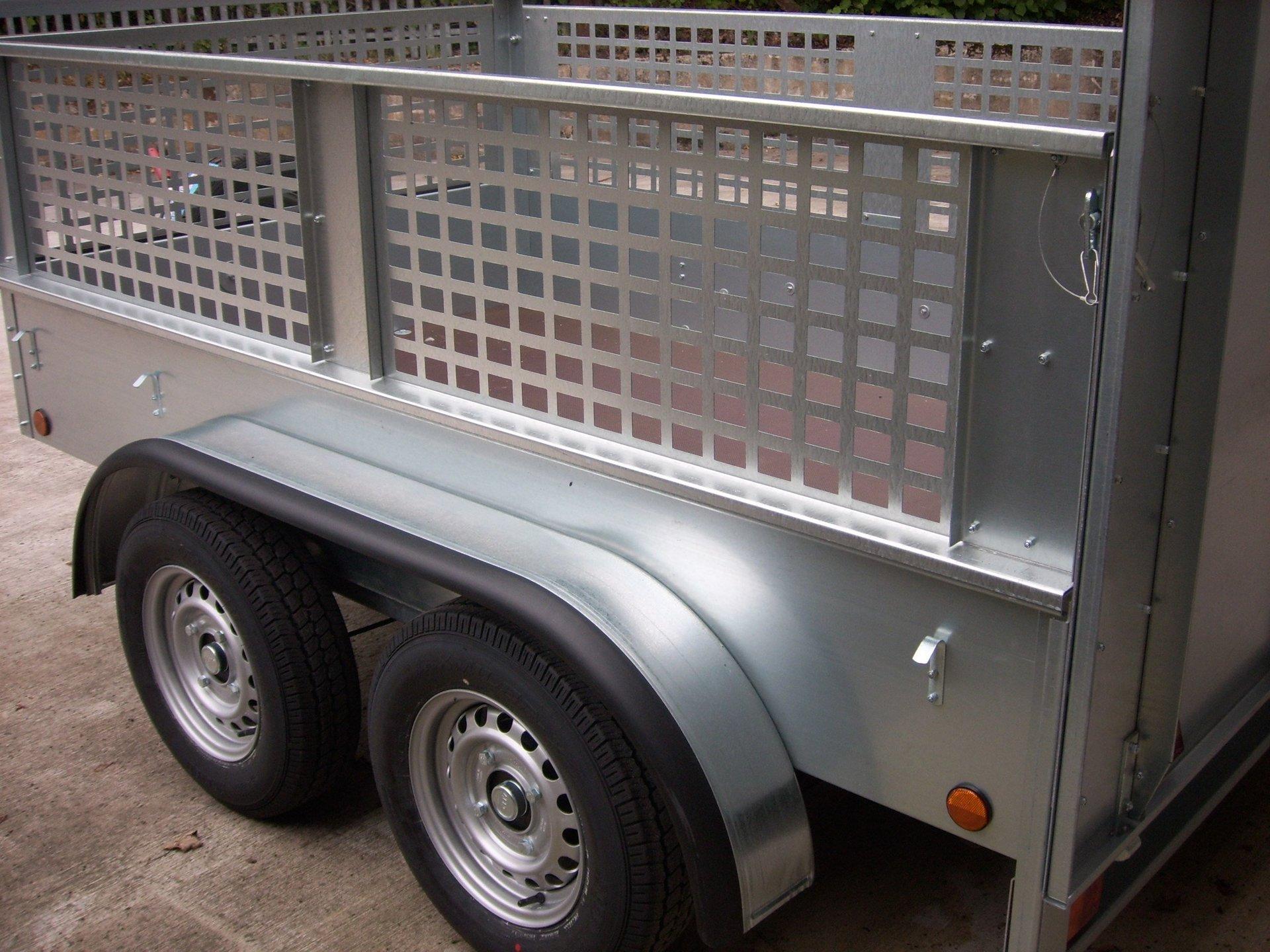 steel truck