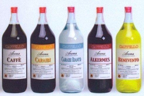 liquori da collezione