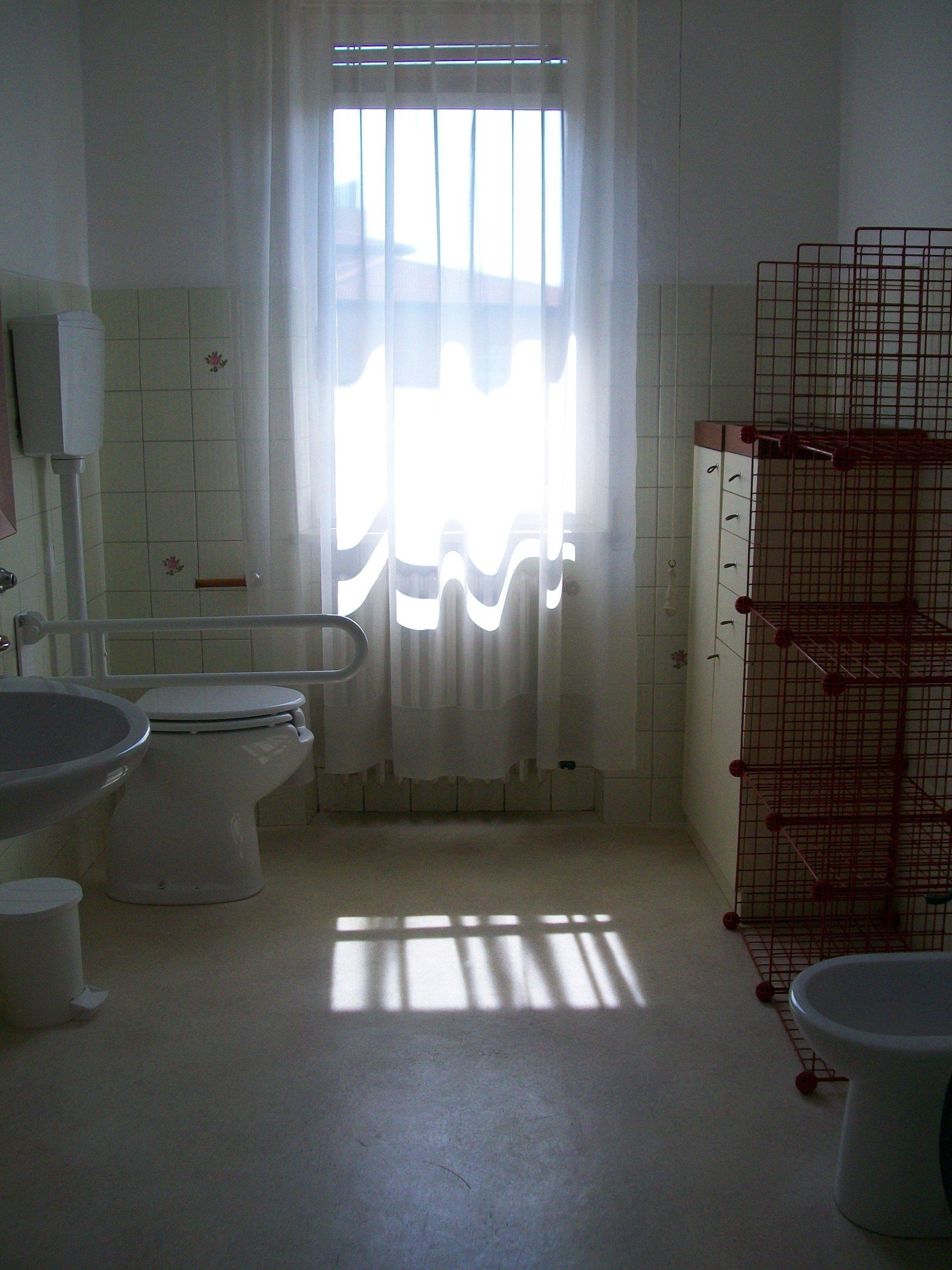 bagno ampio e spazioso