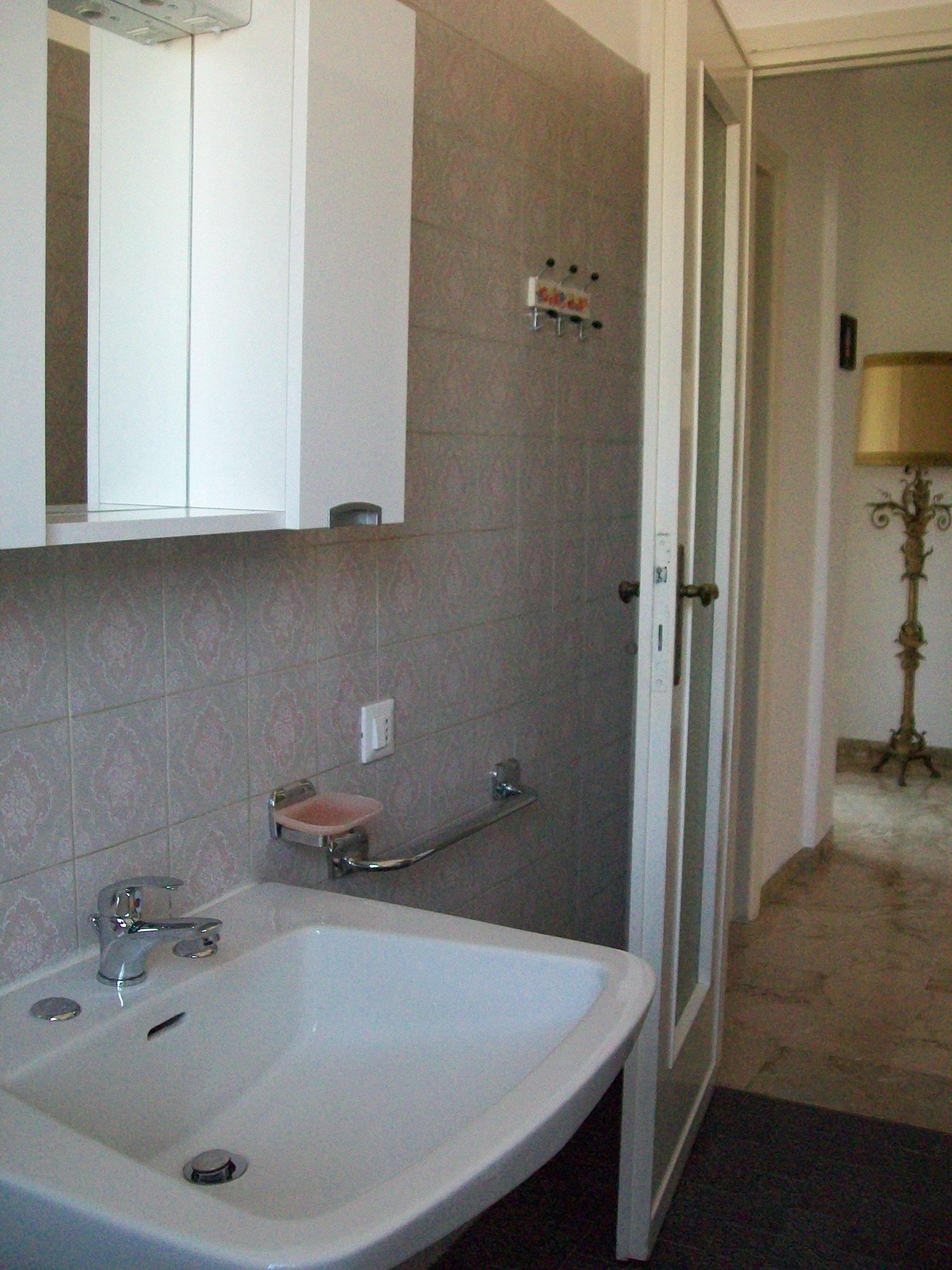 il bagno della residenza