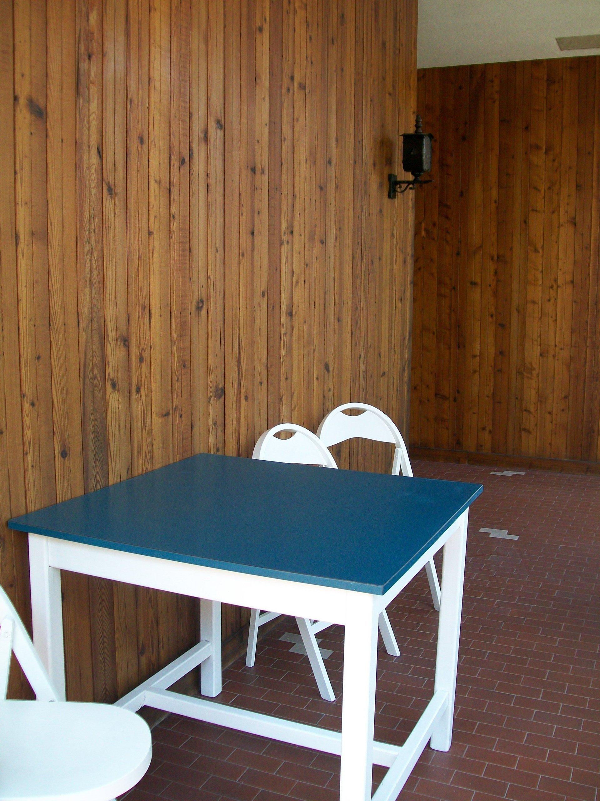 sedie e tavolo per balcone