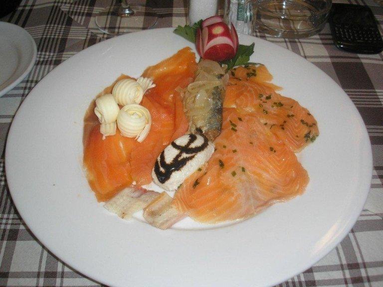 antipasto pesce