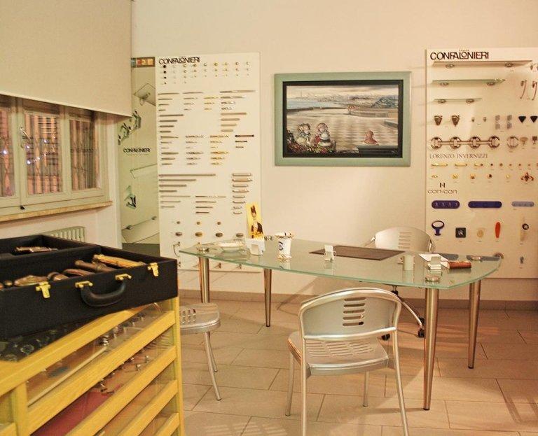 Showroom maniglie