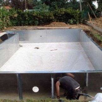 realizzazione piscine a Latina, pulizia piscine a Latina