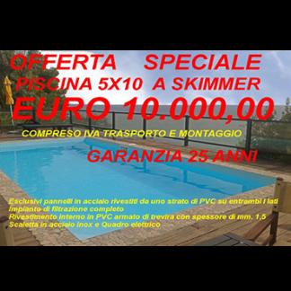 Offerte piscine  Latina