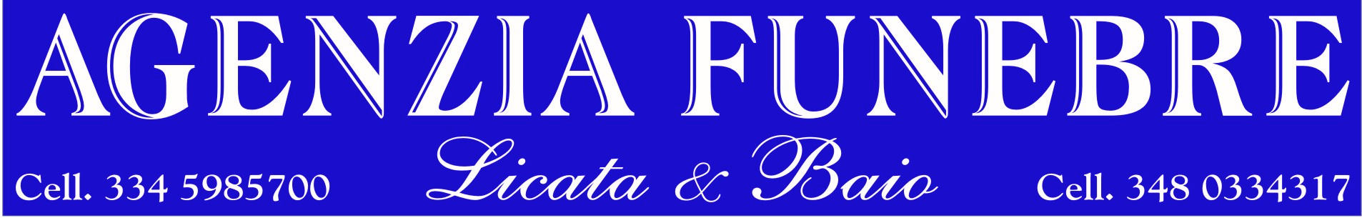 Logo LICATA & BAIO srls