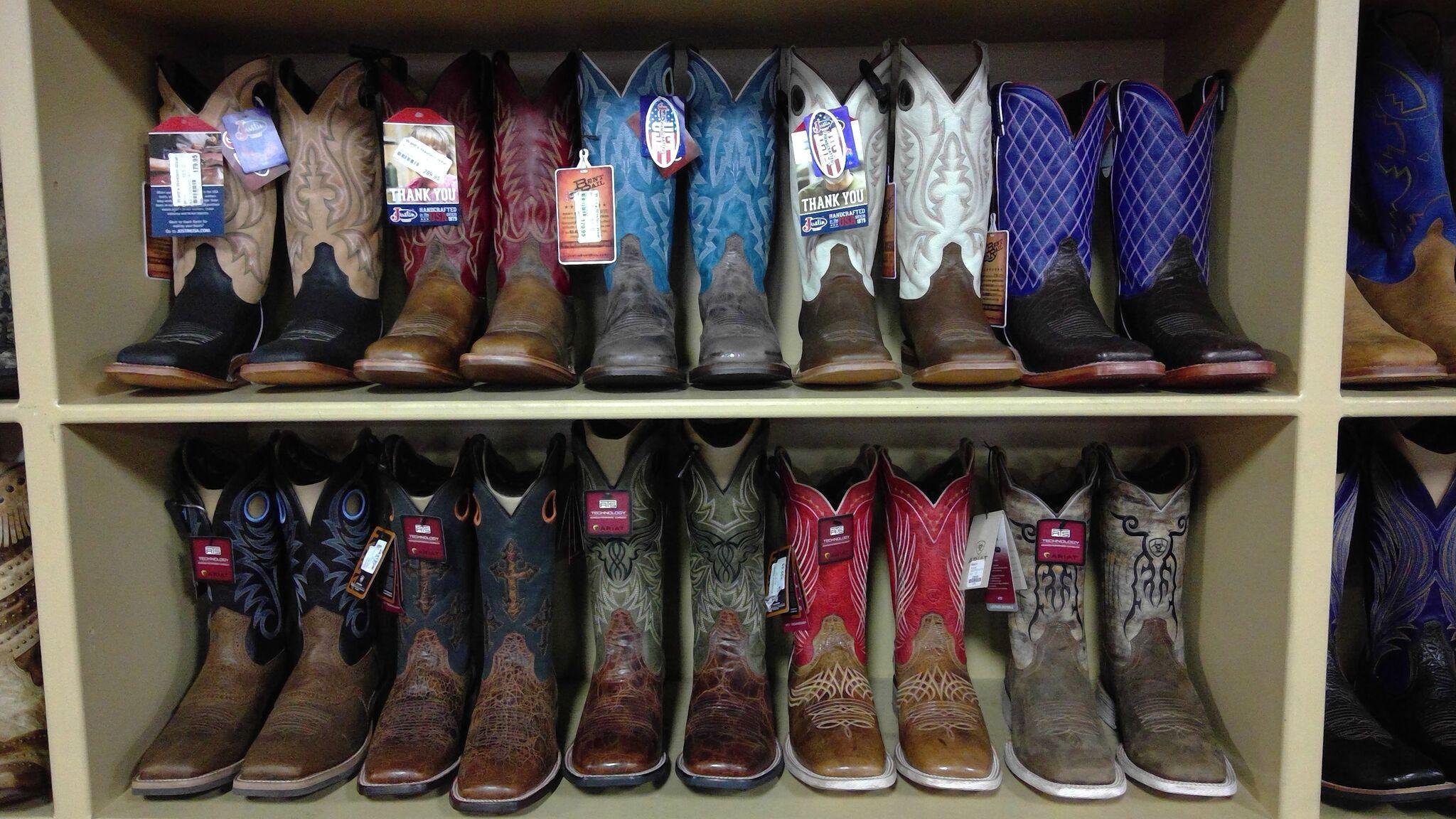 coyboy boots