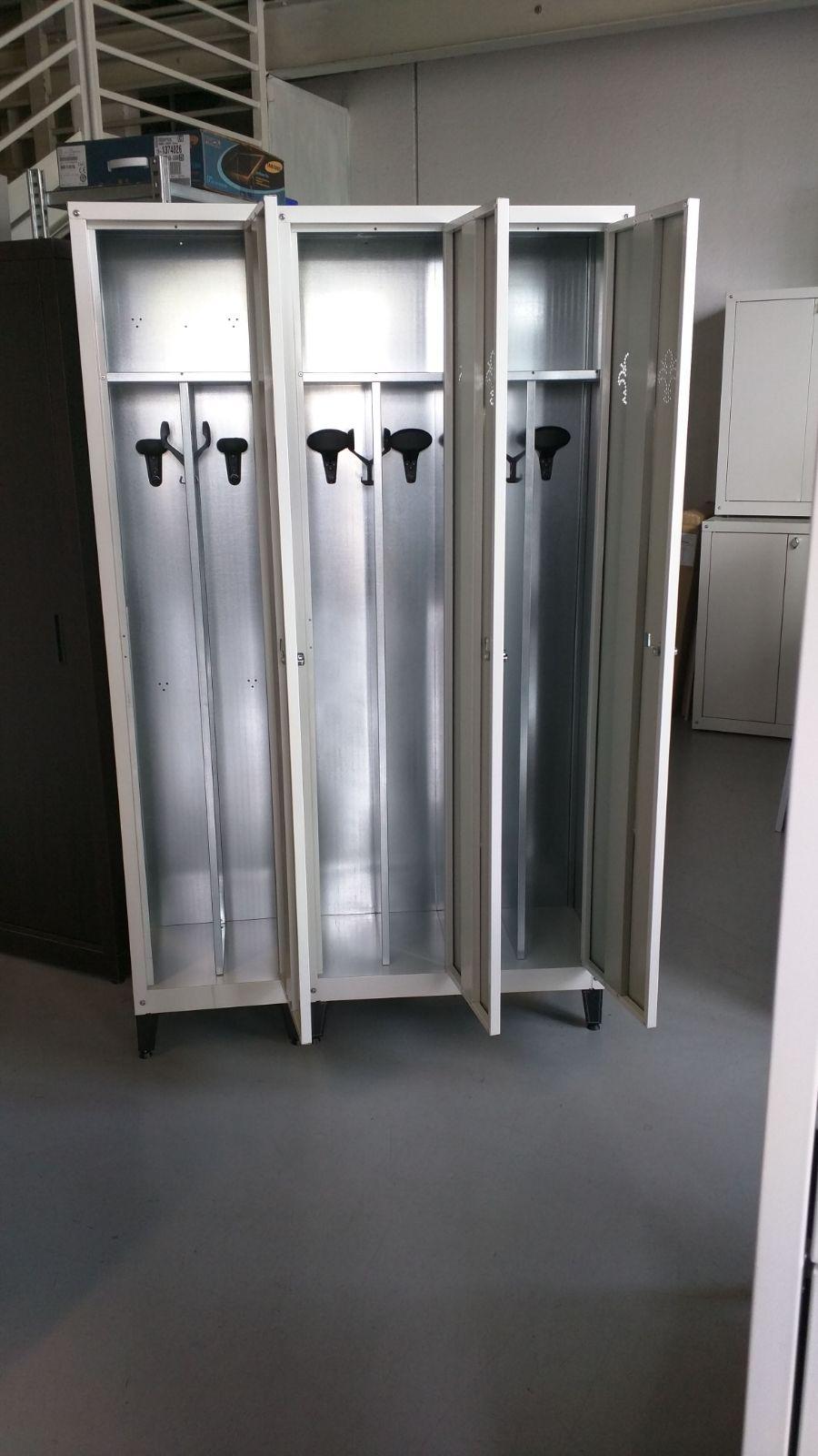 Armadietti Da Spogliatoio A Torino.Assemblati In Lamiera Per Arredamento Firenze Lartfer