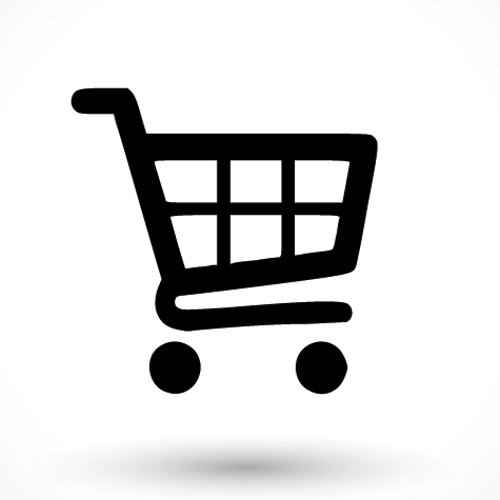 Icona del carrello della spesa
