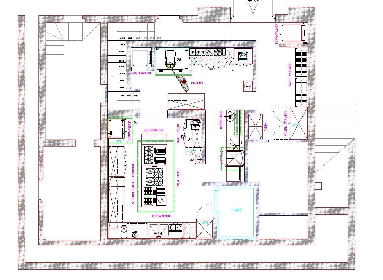 Awesome alcuni progetti realizzati un modellino di una - Progetto cucina angolare ...