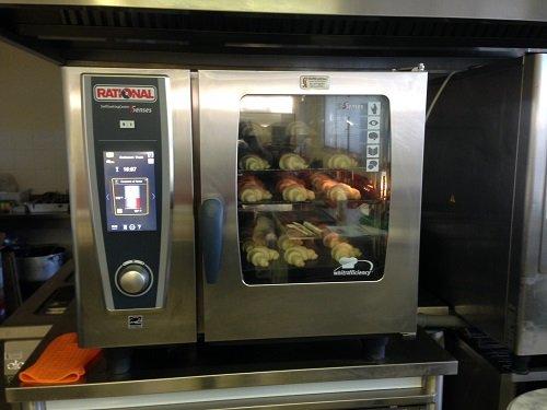 un forno