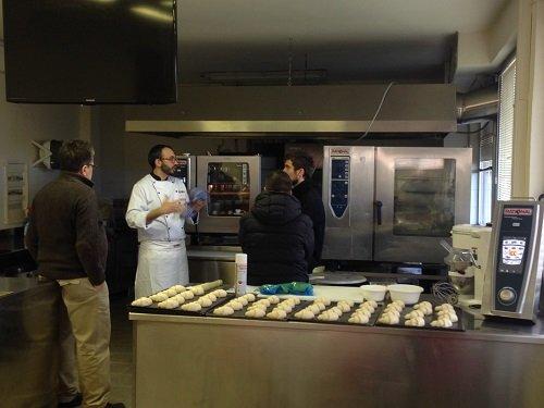 mostra di una cucina