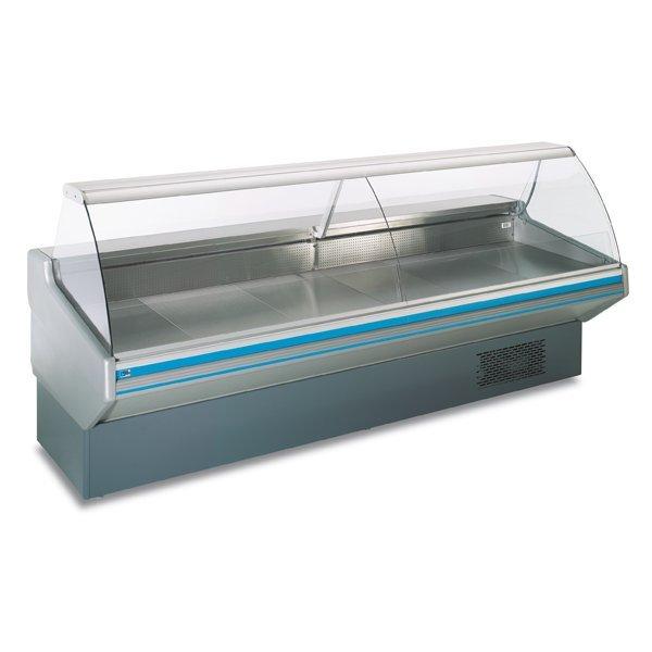 frigo con vetrina
