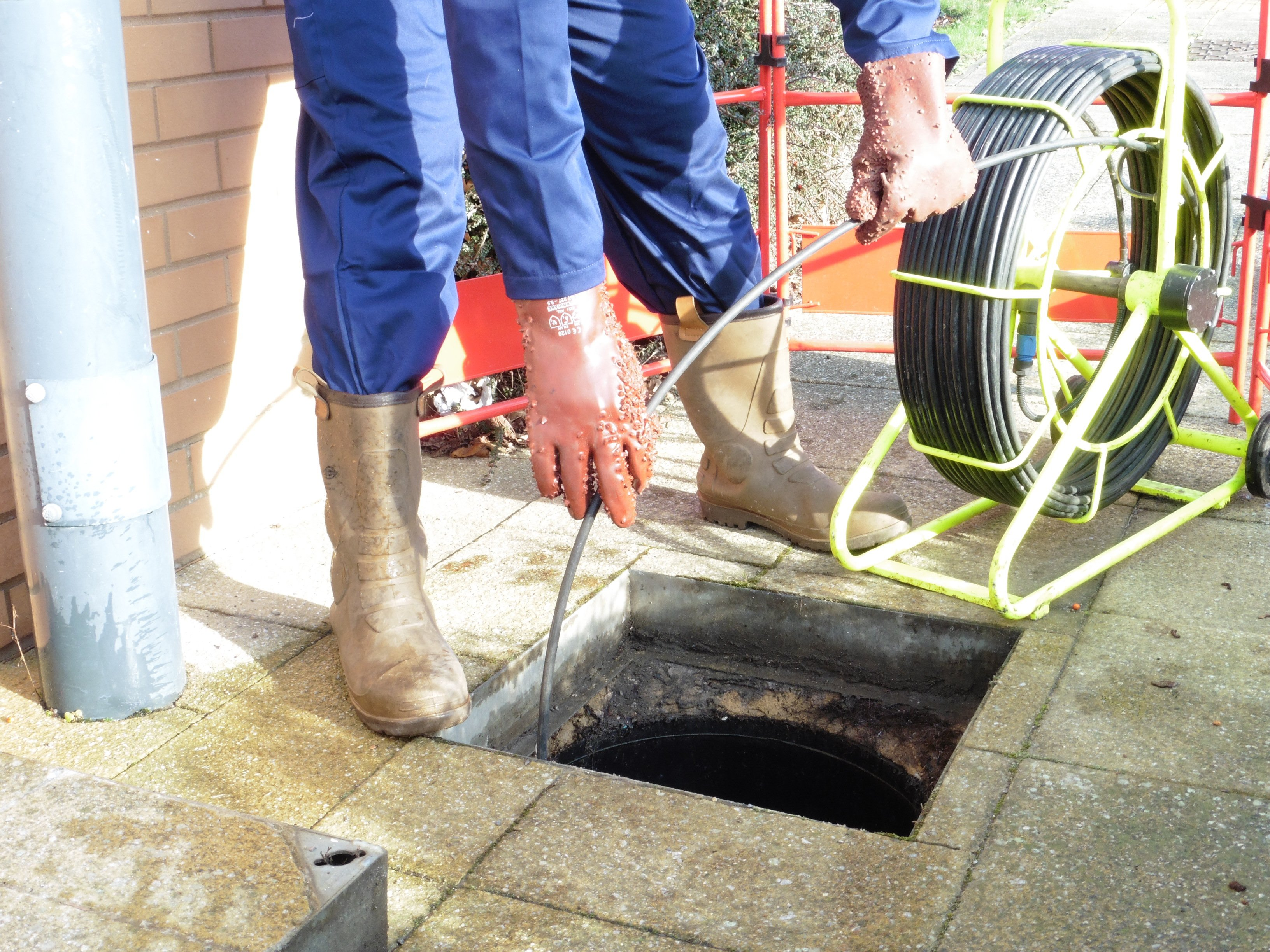 residential drain cleaning