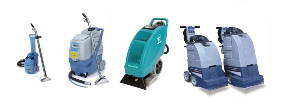 carpet care machines