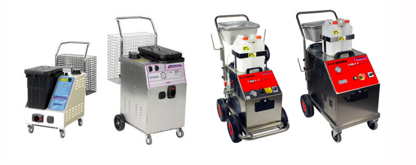 bespoke steam cleaners